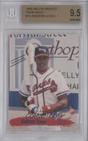 Andruw Jones (Batting Pose) [BGS 9.5 GEM MINT]
