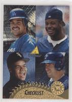 Mike Piazza, Ken Griffey Jr., Frank Thomas, Jeff Bagwell