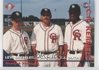 Levi Dressler, Ron Plein, T.J. Dixon