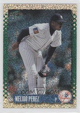 1995 Score - [Base] - Platinum Team Set #144 - Melido Perez