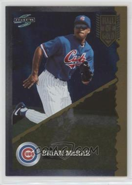 1995 Score - Hall of Gold #HG 77 - Brian McRae