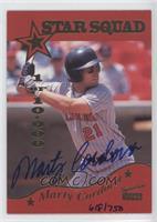 Marty Cordova /750