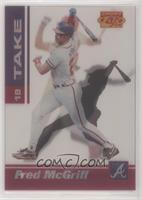 Will Clark, Fred McGriff