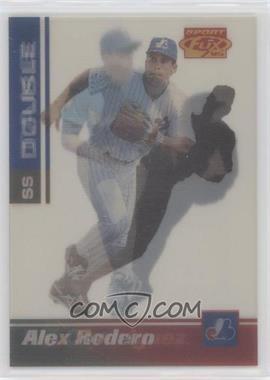 1995 Sportflix - Double Take #6 - Wil Cordero, Alex Rodriguez