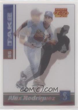 1995 Sportflix - Double Take #6 - Wil Cordero, Alex Rodriguez