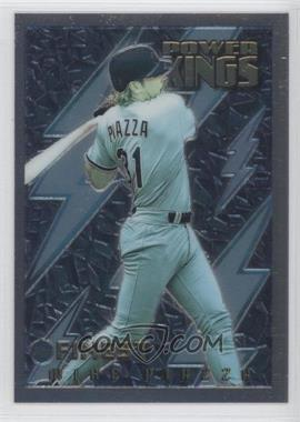 1995 Topps Finest - Power Kings #PK6 - Mike Piazza