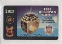 1985 All-Star Game Minneapolis