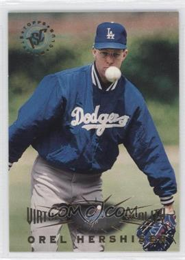 1995 Topps Stadium Club Virtual Reality #26 - Orel Hershiser - Courtesy of COMC.com