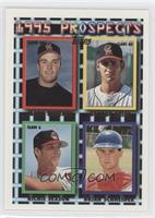 George Arias, Richie Sexson, Brian Schneider, Mark Sweeney (Back says Mike Swen…