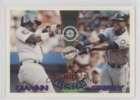 Tony Gwynn, Ken Griffey Jr.