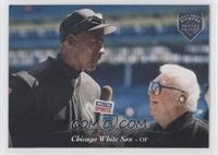 Michael Jordan, Harry Caray