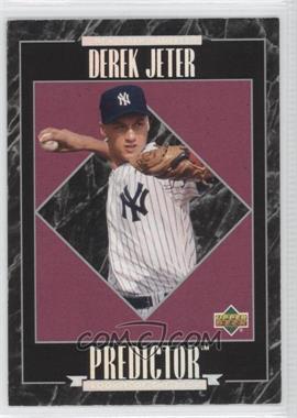1995 Upper Deck - Hobby Predictor - Award Winners Prizes #H14 - Derek Jeter