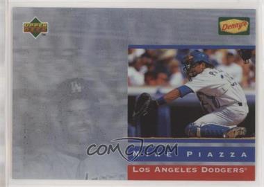 1995 Upper Deck Dennys Holograms Base 20 Mike Piazza