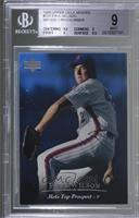 Paul Wilson (Wrong Card Number (200)) [BGS 9 MINT]