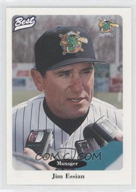 1996 Best Norwich Navigators - [Base] #1 - Jim Essian
