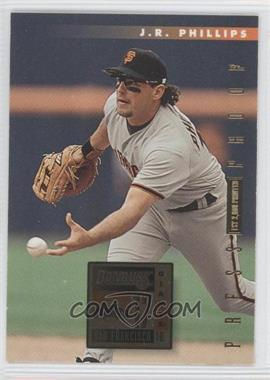 1996 Donruss - [Base] - Press Proof #276 - J.R. Phillips /2000