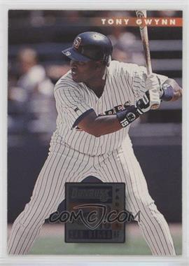 1996 Donruss - [Base] #525 - Tony Gwynn