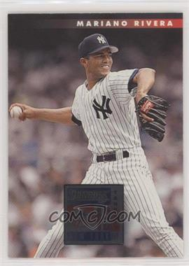 1996 Donruss - [Base] #67 - Mariano Rivera