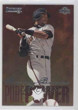 1996 Donruss - Pure Power #2 - Barry Bonds /5000