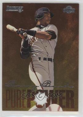 1996 Donruss - Pure Power #2 - Barry Bonds /5000