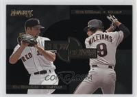 Tim Wakefield, Matt Williams /10000