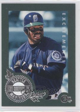 1996 E-Motion XL - [Base] #113 - Ken Griffey Jr.