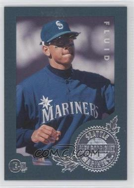 1996 E-Motion XL - [Base] #117 - Alex Rodriguez