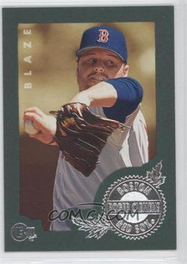 1996 E-Motion XL - [Base] #12 - Roger Clemens