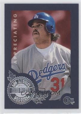 1996 E-Motion XL - [Base] #215 - Mike Piazza