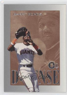 1996 E-Motion XL - D-FENSE #2 - Barry Bonds