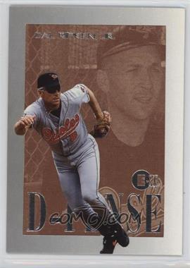 1996 E-Motion XL - D-FENSE #8 - Cal Ripken Jr.