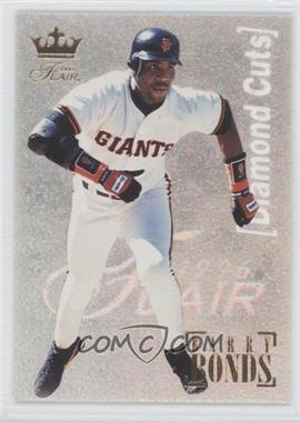1996 Flair - Diamond Cuts #3 - Barry Bonds