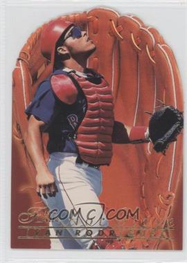 1996 Flair - Hot Glove #9 - Ivan Rodriguez