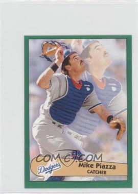 1996 Fleer Album Stickers - [Base] #95 - Mike Piazza