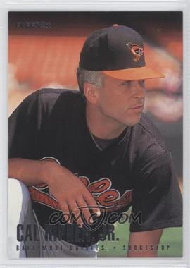 1996 Fleer Team Sets - Baltimore Orioles #15 - Cal Ripken Jr.