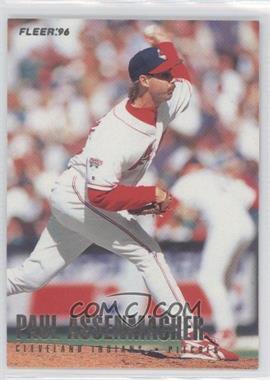 1996 Fleer Team Sets - Cleveland Indians #2 - Paul Assenmacher