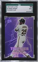 Barry Bonds [SGC 96 MINT 9]