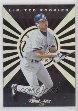 1996 Leaf Limited - Rookies #4 - Derek Jeter