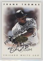 Frank Thomas (Real Signature)