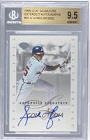 Andruw Jones [BGS 9.5 GEM MINT]