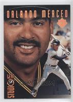 Orlando Merced #/2,000