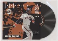 Barry Bonds #/5,000