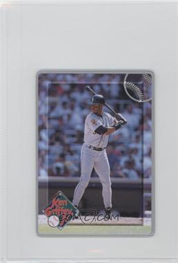 1996 Metallic Impressions Major League Metal Ken Griffey Jr. - Collector's Tin [Base] #1 - Ken Griffey Jr.