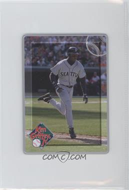 1996 Metallic Impressions Major League Metal Ken Griffey Jr. - Collector's Tin [Base] #3 - Ken Griffey Jr.