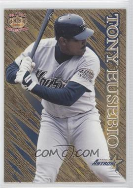 1996 Pacific Prisms - [Base] - Gold #P-32 - Tony Eusebio