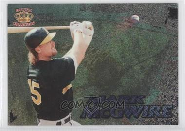 1996 Pacific Prisms - Fence Busters #FB-11 - Mark McGwire