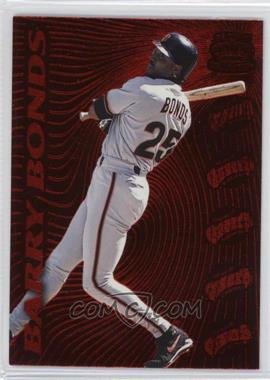 1996 Pacific Prisms - Red Hot Stars #RH-15 - Barry Bonds