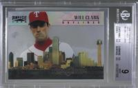 Will Clark [BGS9MINT]