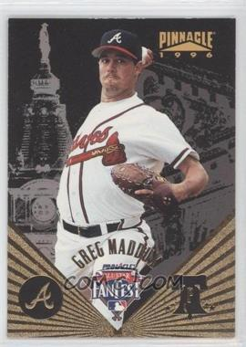 1996 Pinnacle All-Star FanFest - [Base] #2 - Greg Maddux