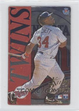 1996 Pro Magnets - [Base] #N/A - Kirby Puckett